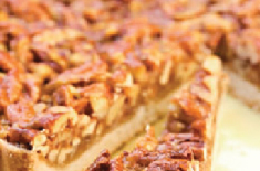 Caramel Pecan Tart Featured