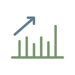 Industry Statistics Icon