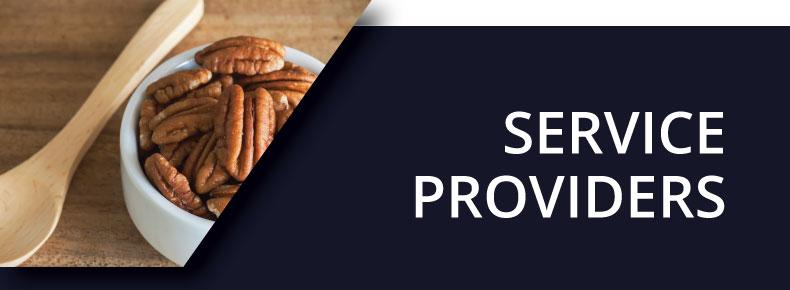 Service Providers Button Hover